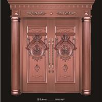供应北京宝创铜门 专业生产铜门厂家