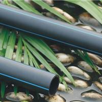 供应pe给水管价格Φ110*6.6mm全新料生产