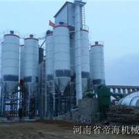 帝海机械年产20万吨干粉砂浆生产线