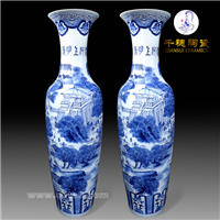 陶瓷大花瓶批发厂家_景德镇大花瓶批发价格