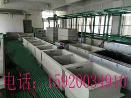 供应电泳生产线,电泳设备,电泳线