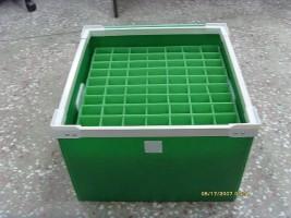 供应南通绿色中空板箱  南通耐磨万通板箱