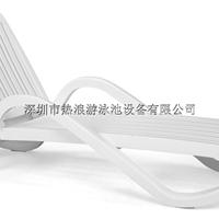 供应可折叠塑料沙滩椅意大利进口沙滩椅批发