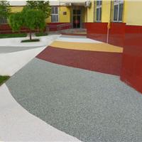 合肥透水路面铺装 阜阳彩色透水混凝土厂家