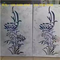 电镀雕刻铝单板工艺品