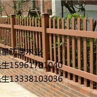 防腐木护栏,木围栏,无锡三颗星防腐木业