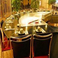 亿磁能无烟铁板烧设备,主题餐厅专用设备
