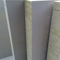 生产各种规格砂浆抹面岩棉复合板