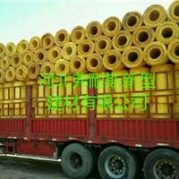 岩棉管管道防火材料保温材料供应