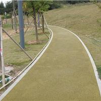 新型环保材料海绵城市透水路面 透水地坪