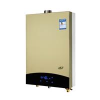 得力高贵金燃气热水器60HXD火热上线