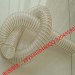 木工机械专用优质钢丝螺伸缩管木屑抽吸管