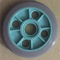 供应玻璃机械聚胺脂滚轮