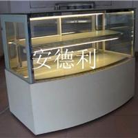 供应弧形蛋糕柜 欧式蛋糕展示柜
