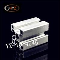 4545铝型材  流水线框架制作