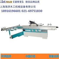 木工推台锯的尺度怎么调试/上海海湃