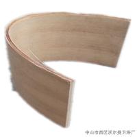 供应弯曲木家具配件,异形弯木板加工,