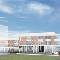 OPPO移动生活区更鞋楼钢结构项目