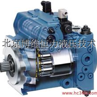 力士乐液压泵A10VG45EP