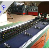 供应福力机械3米不锈钢防盗网冲孔机