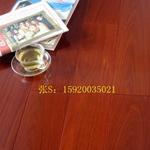 南美红檀香纯实木地板 香脂木豆地板.
