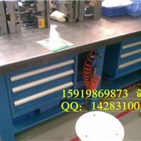双层工作台-不锈钢桌子-产品检验台生产厂家