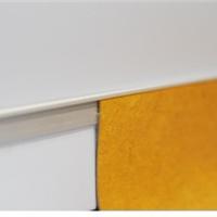 供应PVC收口条 铝合金收边条 上墙收口条D20