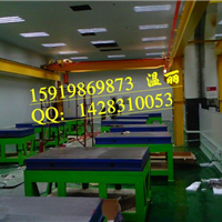 供应铸铁钳工工作桌|生铁装配钳工桌