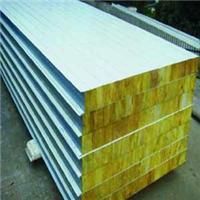 供甘肃天水彩钢岩棉板和陇西彩钢复合板
