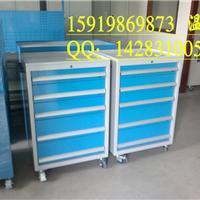 双开门抽屉式工具柜、三层板二抽屉置物柜、铁柜现货速供