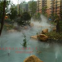 郑州唯美音乐喷泉公司在遂平雾森工程完美