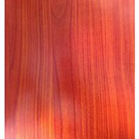 供应彩色不锈钢大红枫木纹板加工定制