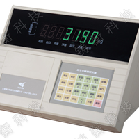 耀华地磅显示器xk3190-sd3p1