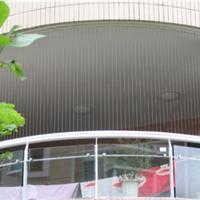 阳台 安全隐形防护网 一次安装 终身保修
