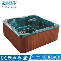 按摩亚克力浴缸水疗浴缸别墅户外浴池浴缸