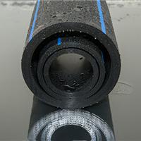 供应PE地源热泵系统专用管材及配件