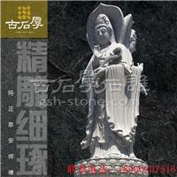 供应三面观音惠安石雕如来弥勒佛像
