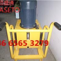 供应中山市边坡液压电动液压劈裂机器设备