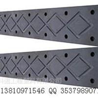 MGE工程塑料合金黑色闸门承压止水挡板