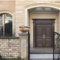铜门加工 铜门安装 纯手工雕塑铜门
