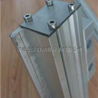 济南光宇磁栅尺专用铝合金全封闭安装导轨