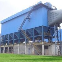 供应耐高温电厂TFC型分室反吹风布袋除尘器