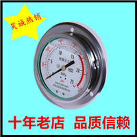 YN-100Z轴向压力表 轴向耐震压力表