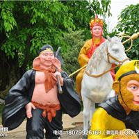 雕塑厂家场景雕塑室内户外摆件动物圆雕水池