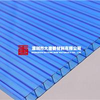 横岗4厘湖蓝色阳光板 六约阳光板销售点