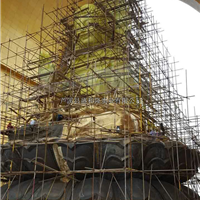 江西厂家佛像雕塑人物雕塑定制