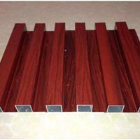 A级防火仿木纹金属生态木吊顶隔墙