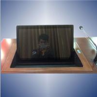 天津隐藏桌面电动智能触屏翻转器 教学设备