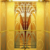 供应漯河电梯装潢效果图