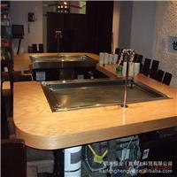 鸡西酒店铁板烧设备,电磁铁板烧设备价格